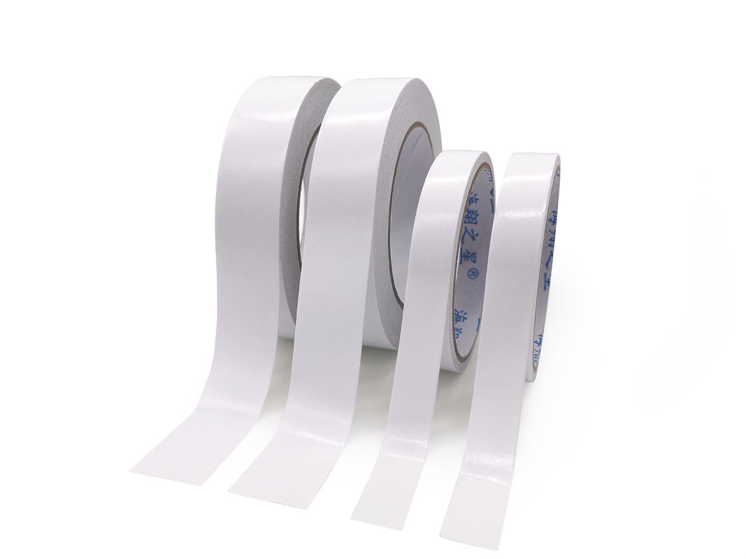 105um Embroidery Tissue Adhesive Tape For Leather Processing
